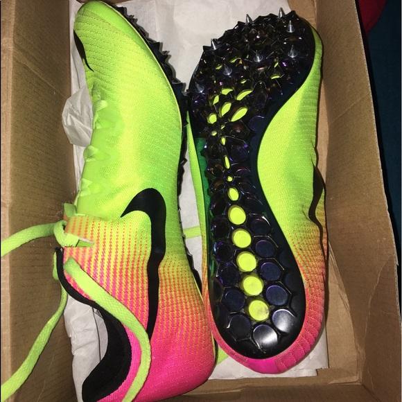 Nike soon superfly elite track spikes